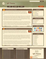 WordPress Theme by proviewz