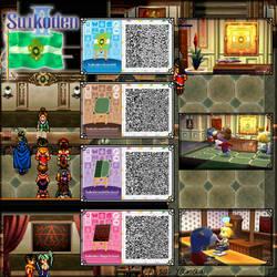 ACHHD QR Code: Suikoden II - Greenhill by ChiisaYanagi