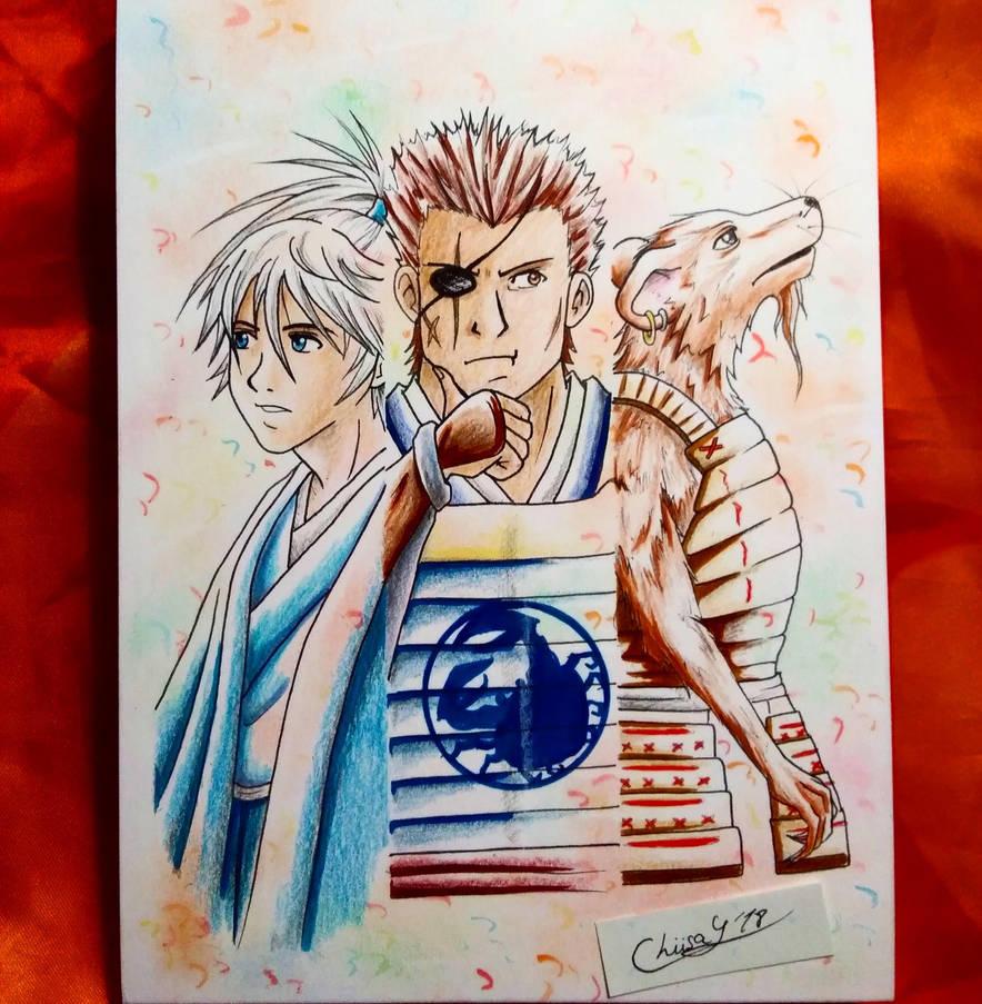 L5R: In a Strange Dream by ChiisaYanagi
