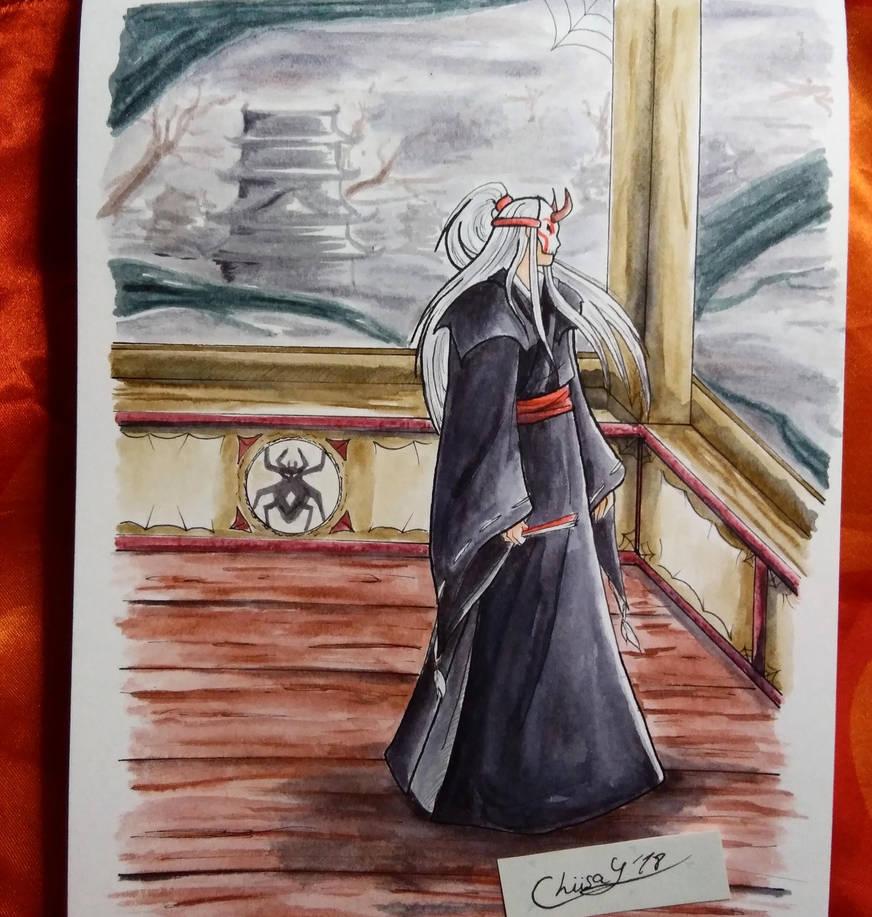 L5R: Daigotsu by ChiisaYanagi