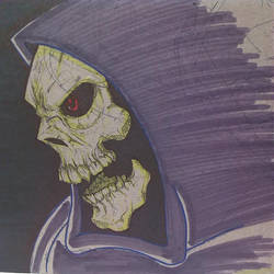 Skeletor by CHV737