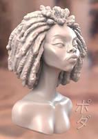 Radiant Statuesque by po-da