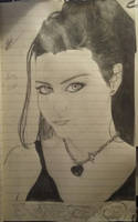 Evanescence: Amy Lee (2) by Angelivine