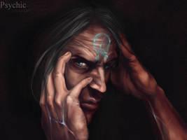 Bedlam Psychic by jonWILEY