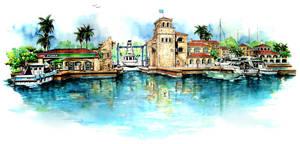 marina 3 by icarosteel