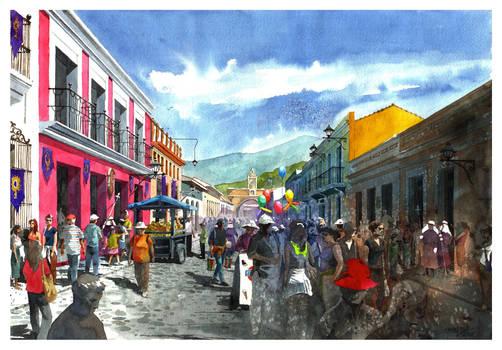 calle antigua 2 by icarosteel