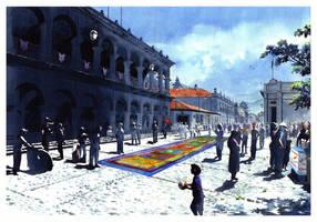calle antigua 3 by icarosteel