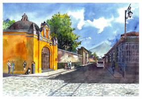 calle antigua 4 by icarosteel
