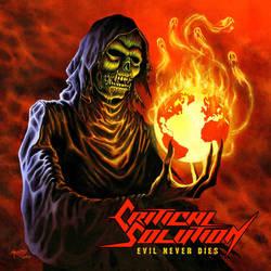 Evil Never Dies by icarosteel