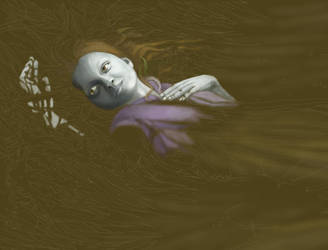 ophelia..wip by catealist