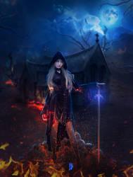 Cursed Sword by btgarts