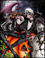 .:Master Of Fright:. by Linipik