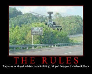 The rules by Krohman