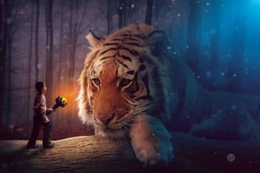 Let The Fantasy Go Wild by artofexpo