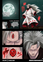 Third Eye Awakened NARUTO 676 by nicko025
