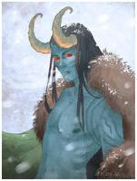 Jotunheim Prince by RekhytAnkh