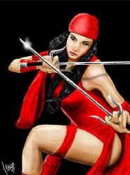 Elektra by Kazuo-O85