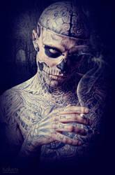 Zombie Boy 07 by kobaru