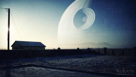 Star wars in Ireland by kobaru