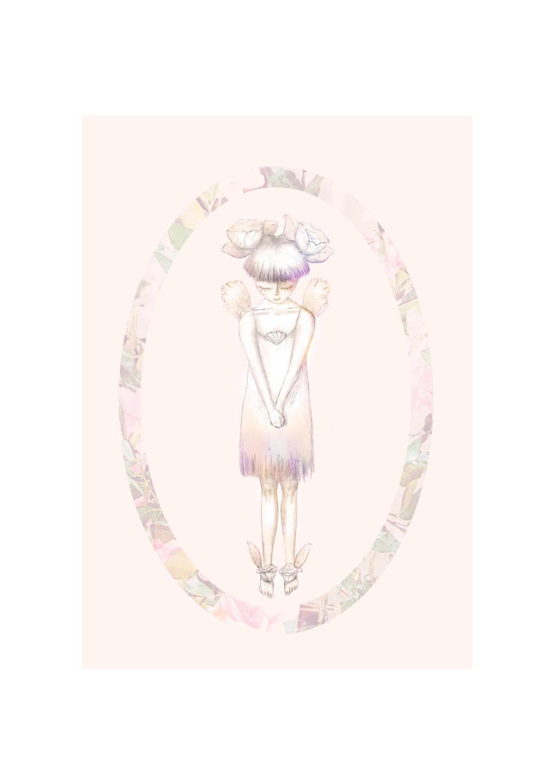Flower Girl by tamsgarden