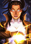 Monica Rambeau (Spectrum) by Sokartis