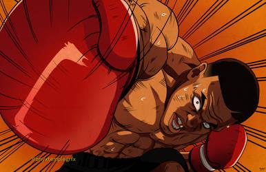 One-Punch Tyson by Sokartis
