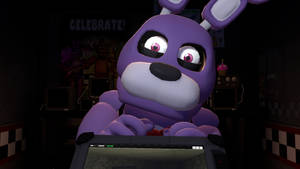 Cute Bonnie Jumpscare by ninidan