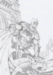 I am BATMAN by tony-tzanoukakis