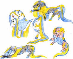 arabesque baby adoptables by joelieisqueen