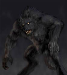 Werewolf Binge by rwolf