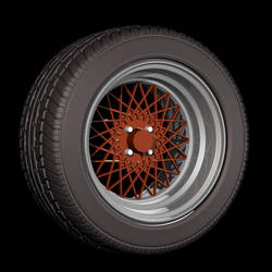 Bridgestone Potenza Re40 by rwolf
