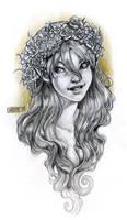 Dedde- be smiling by LadyDeddelit