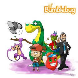Bumblebug Team by Manuxd789