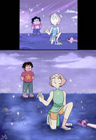 Steven Universe Screenshot Redraw by XEpicGameQuestsX