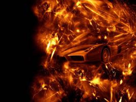 Ferrari by Hellfire85