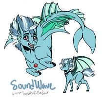 Soundwave by Secrets-of-Everfree