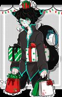 Holiday Comm: Himechiii by bakaqeyama