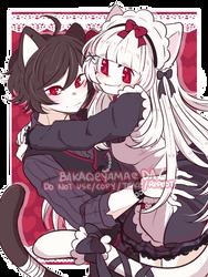 Comm: Hunibi [1/2] by bakaqeyama