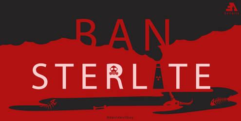 Ban Sterlite by evilboydavid
