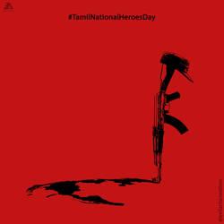 Tamil National Heroes Day by evilboydavid