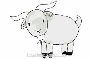 Goat by Niconiconii12