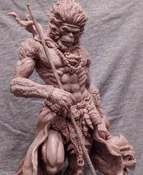 Monkey King by Omaislover