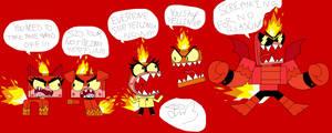 Angry Unikitties by Teddie4Ever01