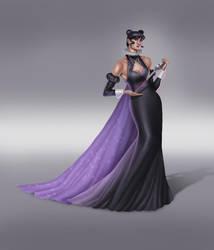 Queen Nehelenia by remplica