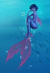 mermaid by remplica