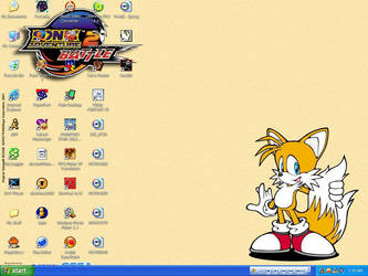 9-9-05 desktop by Devilfury