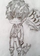 .:* Rin Okumura *:. by Vi-xe