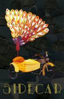Sidecar by orinocou