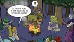Chrono Trigger- comic WIP by orinocou