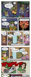 Chrono Trigger Comic- Moving Forward by orinocou
